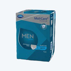 Protections masculines MoliCare PREMIUM men Pants 7 gouttes