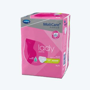 Protection MoliCARE Premium lady pants 5 gouttes